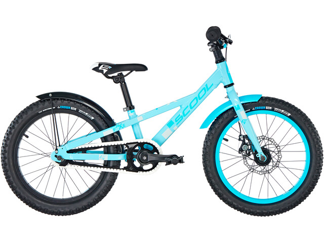 s'cool faXe 18 - Vélo enfant - alloy bleu